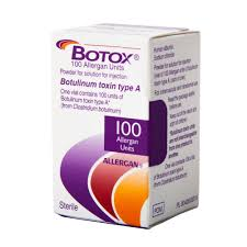 allergan botox 100iu English