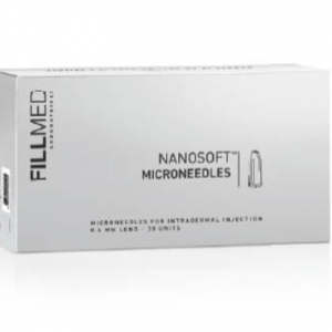 FILLMED NANOSOFT MICRONEEDLES