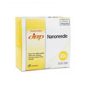 JBP Nanoneedle 30G 13mm Regular